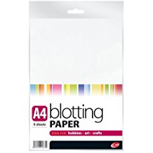 Marland Blotting Paper Folded.
